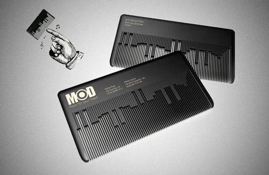 Business cards: MOD
