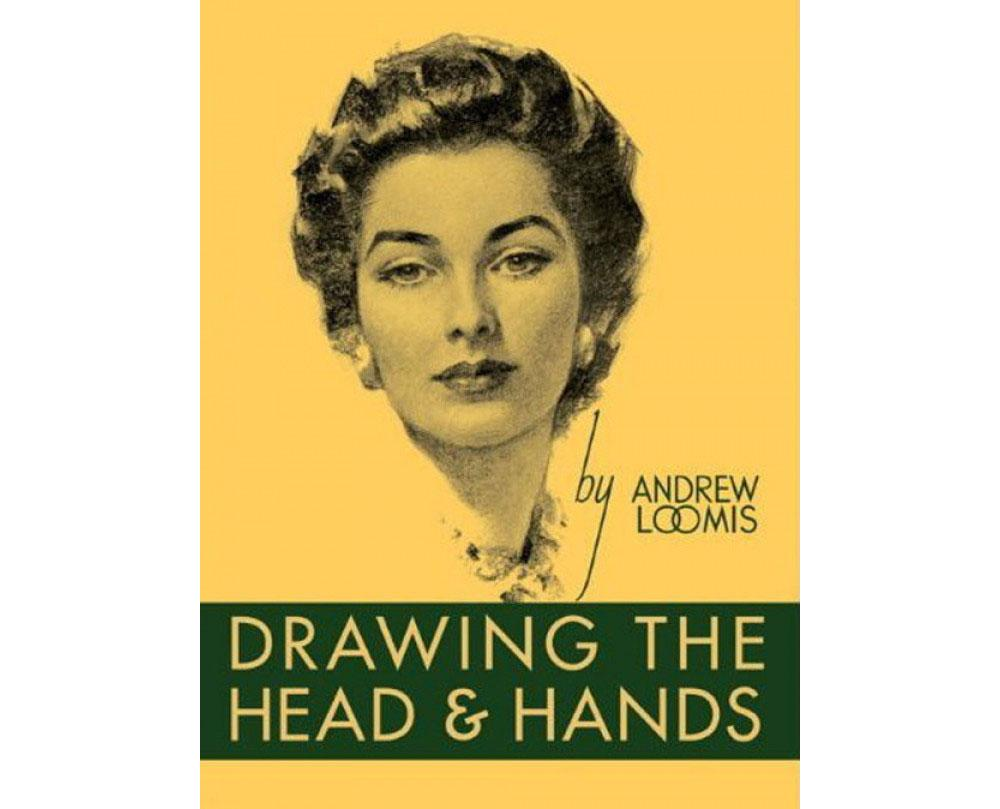 Best drawing books: Drawing the head and hands