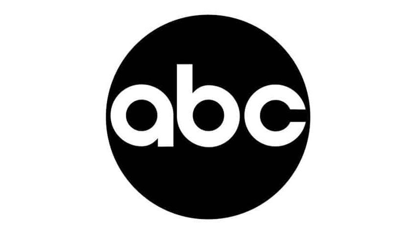 Mid-century modern design: ABC logo