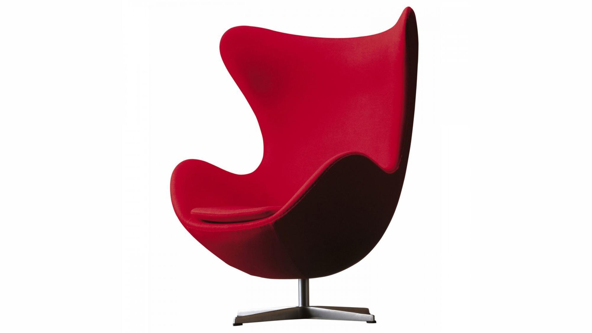 Mid-century modern design: Egg chair
