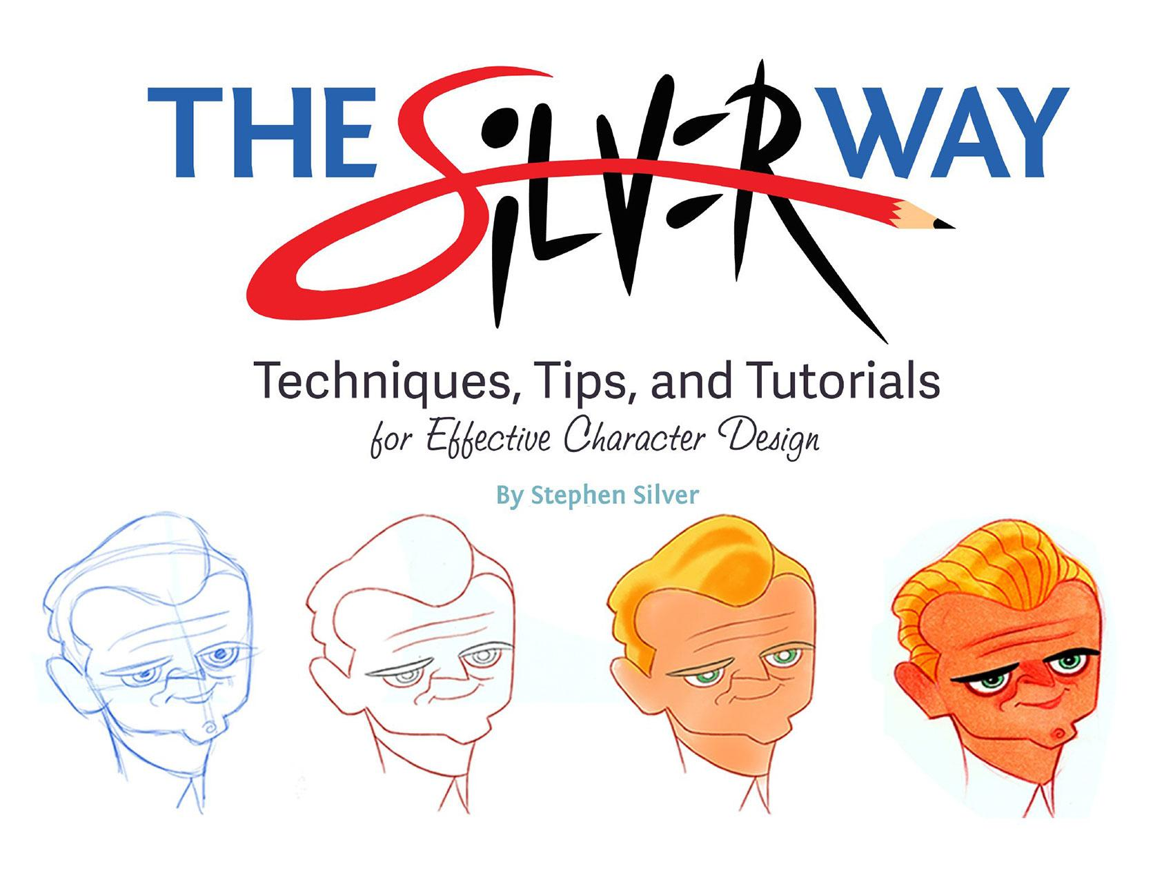 Best drawing books: The Silver Way
